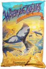 Whale Tails Tortilla Chips