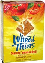 Wheat Thins Sundried Tomato & Basil
