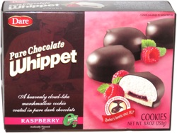 Pure Chocolate Whippet Raspberry