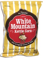 White Mountain Kettle Corn