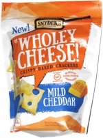 Snyder's of Hanover Wholey Cheese Mild Cheddar