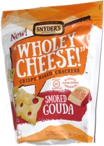 Snyder's of Hanover Wholey Cheese! Smoked Gouda