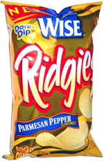 Wise Ridgies Parmesan Pepper