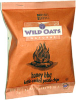 Wild Oats Natural Honey BBQ Kettle-Cooked Potato Chips