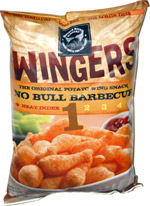 Buffalo Nickel Wingers No Bull Barbecue