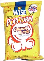 Wise Premium Popcorn Original Butter