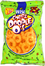 Wise Cheez Doodle O's