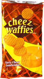 Cheez Waffies