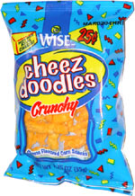 Wise Crunchy Cheez Doodles