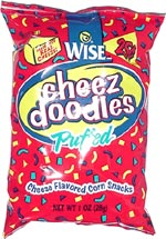 Wise Puffed Cheez Doodles