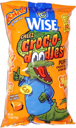 Wise Cheez Croc-o-Doodles