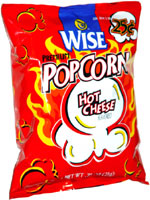 Wise Hot Cheese Popcorn
