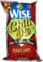 Wise Chili Ol� Chili & Spice Flavor Potato Chips