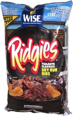 Wise Ridgies Tailgate Classics Dry Rub Ribs