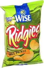 Wise Ridgies Dill Pickle