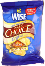 Wise Choice Original Baked Potato Crisps