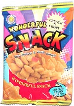 Wonderful Snack Chicken & Corn Flavor