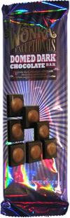Wonka Exceptionals Domed Dark Chocolate Bar