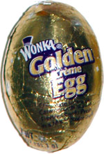 Wonka Golden Creme Egg