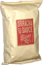 Sriracha Hot Sauce Popcorn Farm Fresh