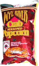 Wye River Crab Seasoned Popcorn