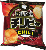 Yamayoshi Chilibee Potato Chips