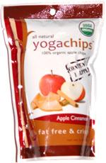 Yogachips Apple Cinnamon