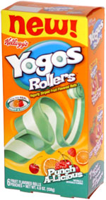 Yogos Rollers Punch A-Licious