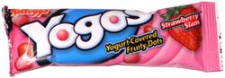 Kellogg's Yogos Strawberry Slam Yogurt-Covered Fruity Dots