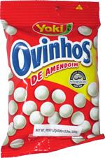 Yoki Ovinhos de Amendoim