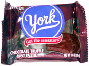 York Chocolate Truffle Mint Pattie