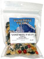Yosemite Trails Yosemite Falls Pokey Trail Mix Roasted No Salt
