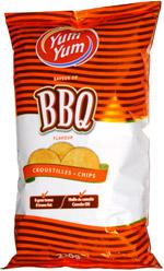 Yum Yum BBQ Chips