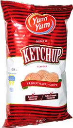 Yum Yum Ketchup Chips
