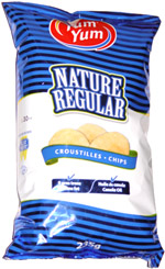 Yum Yum Regular Chips