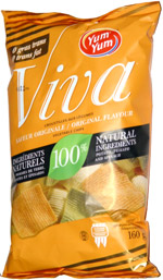 Yum Viva Original Flavor Vegetable Chips