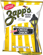 Zapp's Potato Chips Sweet Creole Onion