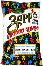 Zapp's Potato Chips Voodoo Gumbo