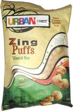 Urban Tribe Zing Puffs Wasabi Soy