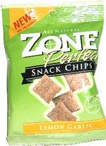 ZonePerfect Snack Chips Lemon Garlic