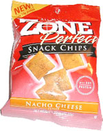 ZonePerfect Snack Chips Nacho Cheese