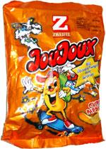 Zweifel JouJoux Chips Paprika