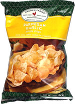 Archer Farms Parmesan Garlic Potato Chips