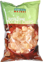 Archer Farms Buffalo Wing Potato Chips