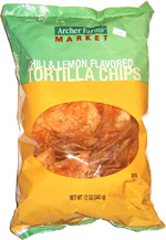 Archer Farms Chili & Lemon Tortilla Chips