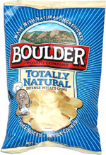 Boulder Totally Natural Potato Chips