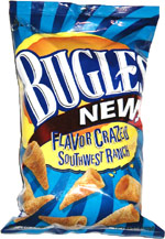 Bugles Flavor Crazed Southwest Ranch