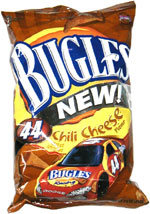 Bugles Chili Cheese Flavor