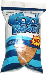 Cumberland Farms Cool Ranch Tortilla Chips