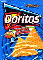 Doritos Italiano Tomato & Cheese